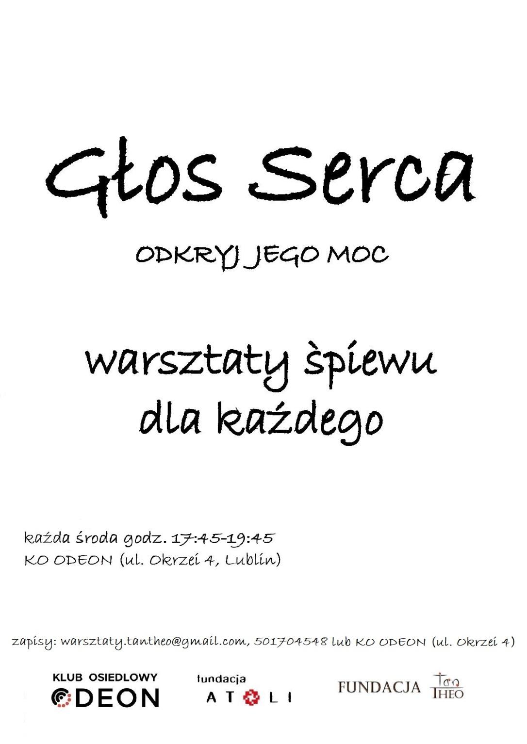 Głos Serca KO ODON new